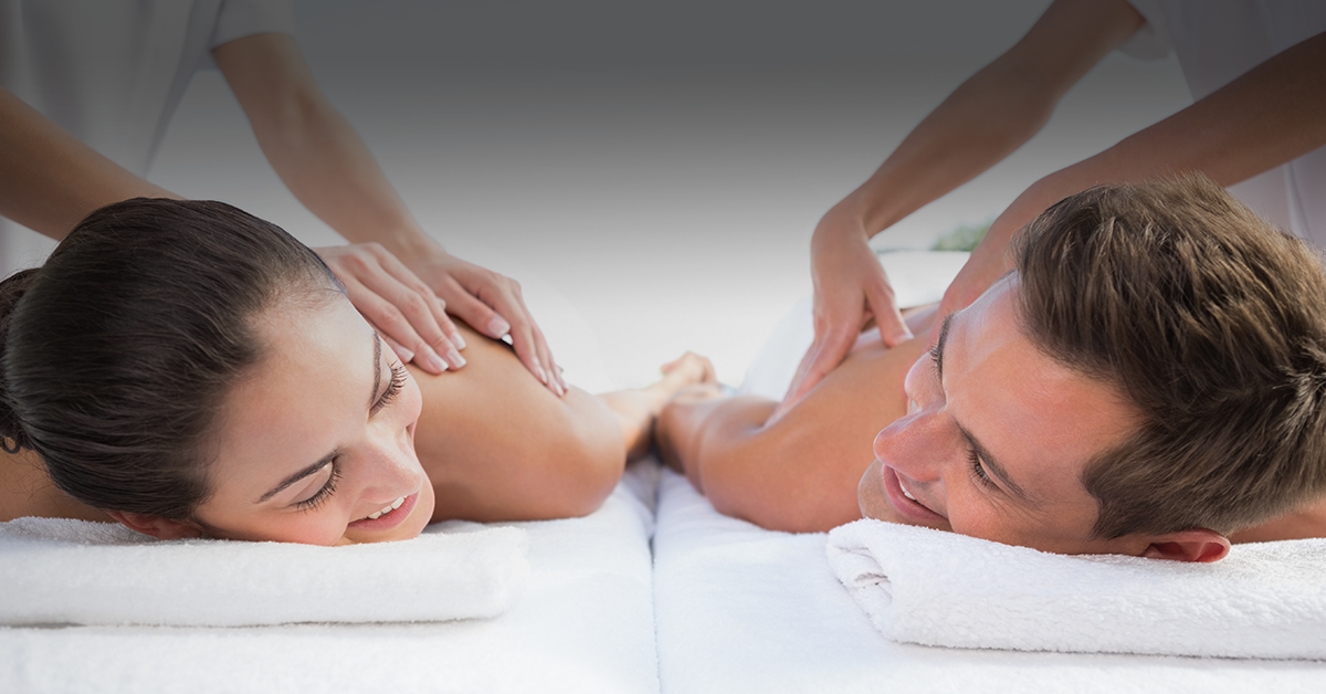 Couples who SPA together…