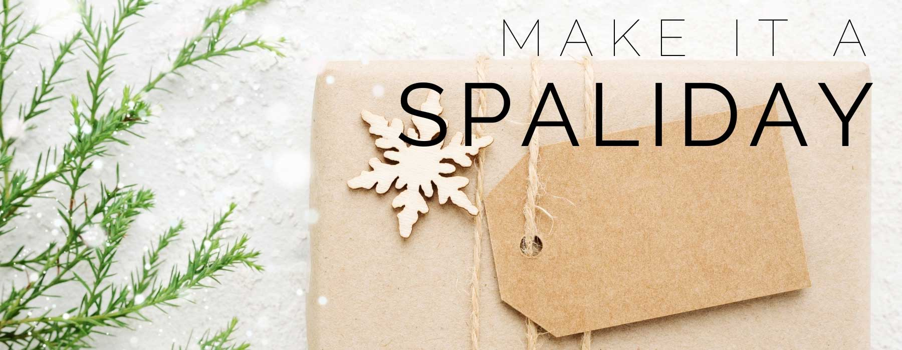 Make it a Spaliday